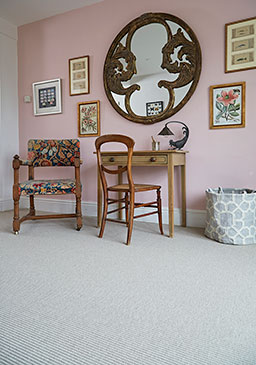 Hampton fitted flooring in study (Long Island range - LI8006)