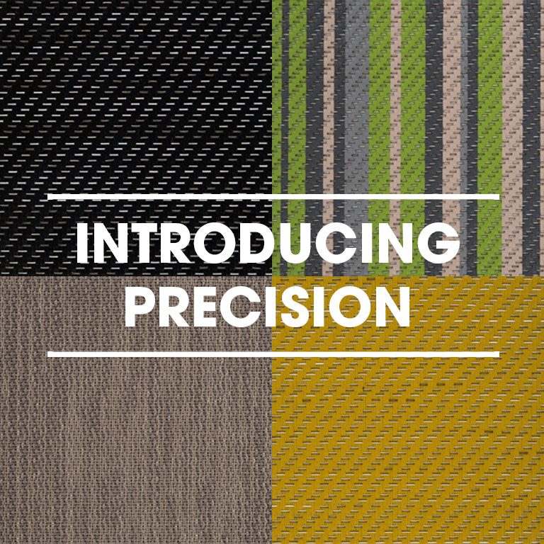 Introducing Precision at Decorex 2015