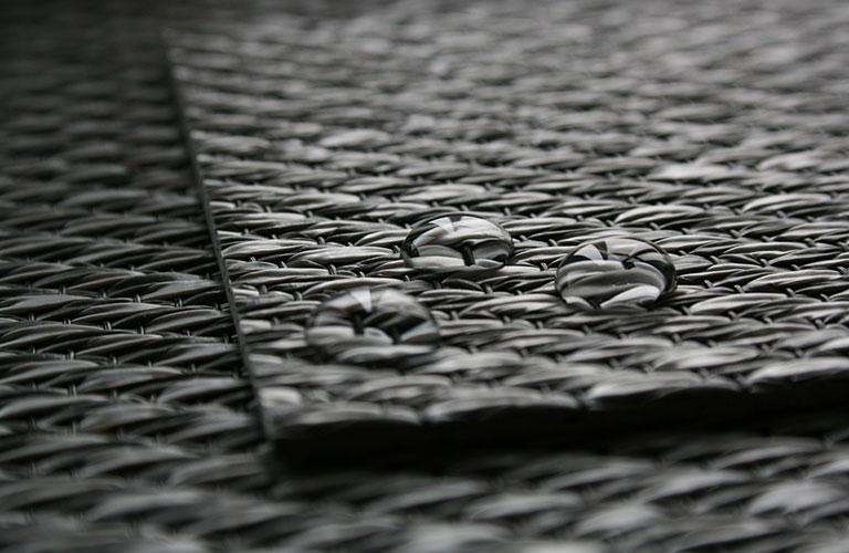 Woven Vinyl Flooring Washable Sisal Carpets Unnatural